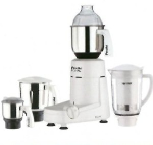 Preethi Eco Plus – MG 157 750 Mixer Grinder White
