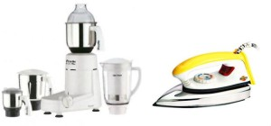 Preethi Eco Plus – MG 157 with Iron 750 Juicer Mixer Grinder