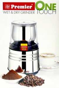 Premier One Touch 350 W Mixer Grinder