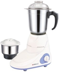 Pringle Elite 450 W Mixer Grinder White, 2 Jars
