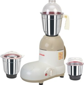 Pyramid Salsa 550 W Mixer Grinder Multicolor, 3 Jars