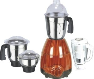 Quality ECO 750 W Mixer Grinder