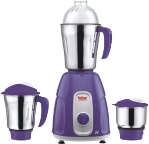 Rallison Star 550 W Mixer Grinder Purple, 3 Jars