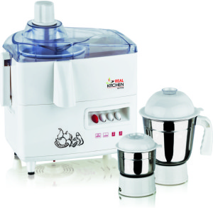 Real Kitchen RKJMG 450 W Juicer Mixer Grinder