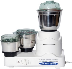 Silverline Kitchen Master 750 W Mixer Grinder