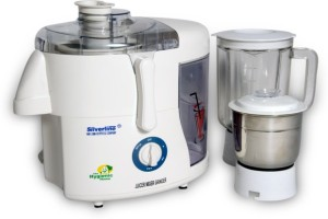 Silverline Kitchen Master 600 W Juicer Mixer Grinder