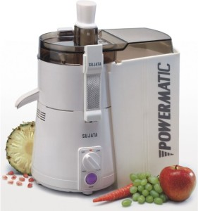 Sujata Powermatic 810 W Juicer