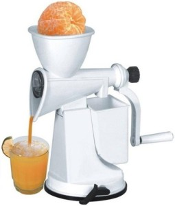 SummerAnand Fruit Juicer White, 1 Jar