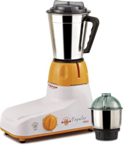 Tefon Mini Popular 450 W Mixer Grinder