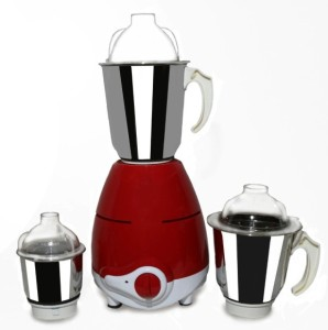 Tristar Economical Model 5 230 W Mixer Grinder Red, 3 Jars