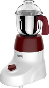 Usha 3475 600 W Mixer Grinder Multicolor, 1 Jar