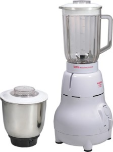 Yashita Unique 2 550 W Mixer Grinder White, 2 Jars