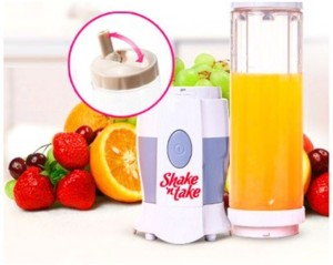 Zdo Shake N Take Sports Bottle Blender 180 W Juicer