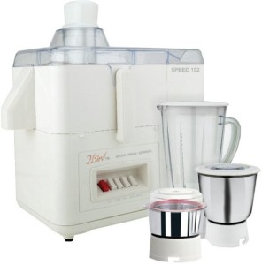 2Bird Speed102 550 W Juicer Mixer Grinder