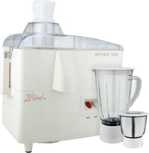2Bird Speed104 450 W Juicer Mixer Grinder