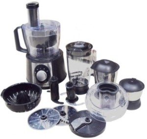 Bajaj Platini Food Art Food Processor 1000 W Mixer Grinder