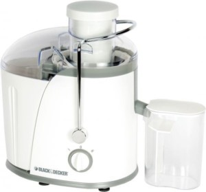 Black & Decker JE400 400 WATTS JUICE EXTRACTOR 400 W Juicer