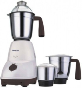Borosil Super Smart 550 W Mixer Grinder
