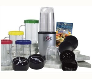 Magic Bullet MB-1701 250 W Juicer Mixer Grinder