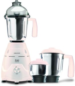 Morphy Richards Icon Essential 600 W Mixer Grinder