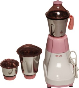 Neu-Lite Dasher 230 W Mixer Grinder