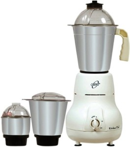 Orpat Kitchen Chef 500 W Mixer Grinder