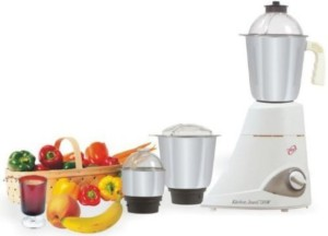 Orpat Kitchen Jewel 750 W Mixer Grinder