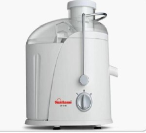 Sunflame White 400 W Juicer