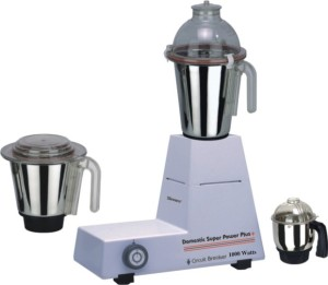 Sunmeet Domestic Plus 1000 Watts Heavy Duty 1000 W Mixer Grinder