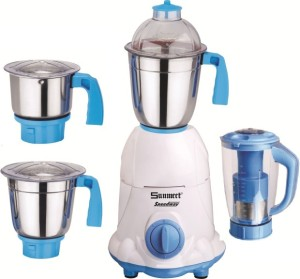 Sunmeet Effortless 750 W Mixer Grinder