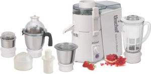 Unichef All-in-One 835 W Juicer Mixer Grinder