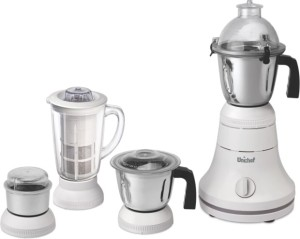 Unichef Galaxy Supreme 750 W Juicer Mixer Grinder