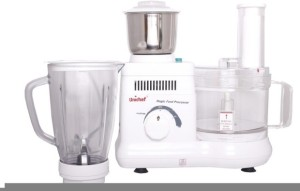Unichef Magic Food Processor 650 W Mixer Grinder