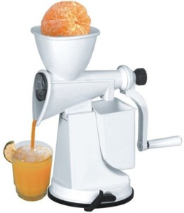 Zeomark Ultima Popular Fruit Plastic Hand Juicer