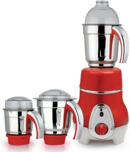 Super Max Red Chilli 750 W Mixer Grinder