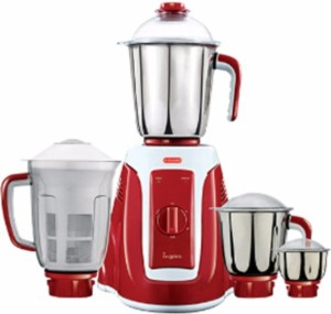 V-Guard Inspira 4 Jar 750 W Juicer Mixer Grinder