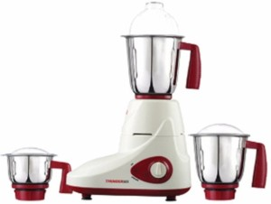 V-Guard Thunder Mix 3 Jar 750 W Mixer Grinder