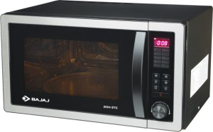 Bajaj 2504ETC 25 L Convection Microwave Oven Silver Grey