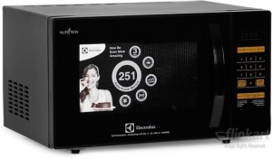 Electrolux C28K251.BB-CM 28 L Convection Microwave Oven Black
