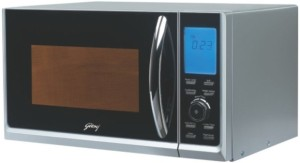 Godrej 23CA1MKM 23 L Convection Microwave Oven Silver