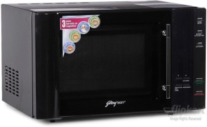 Godrej GME 30CR1BIM 30 L Convection Microwave Oven Black