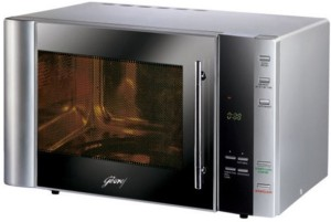 Godrej SIM GMX 30 CA1 30 L Convection Microwave Oven Silver