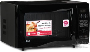 LG MC2844EB 28 L Convection Microwave Oven Black