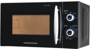 Morphy Richard 20MS 20 L Solo Microwave Oven Black