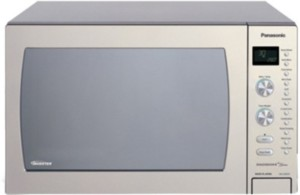 Panasonic NN-CD997S 42 L Convection Microwave Oven Stainless Silver