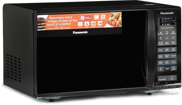 Panasonic NN-CT353B 23 L Convection Microwave Oven Silver
