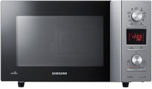 Samsung CE118PF-X1/XTL 32 L Convection Microwave Oven Black & Silver