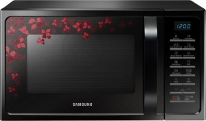 Samsung MC28H5025VB/TL 28 L Convection Microwave Oven