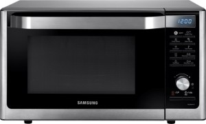 Samsung MC32F604TCT/TL 32 L Convection Microwave Oven Stainless Steel