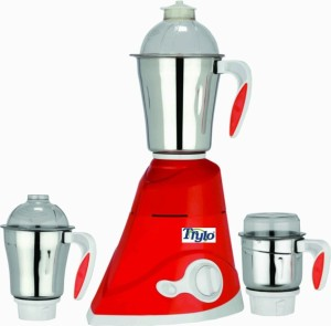 Trylo Peacock Red 750 W Mixer Grinder
